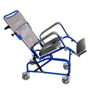 Tilt in Space Shower Chair